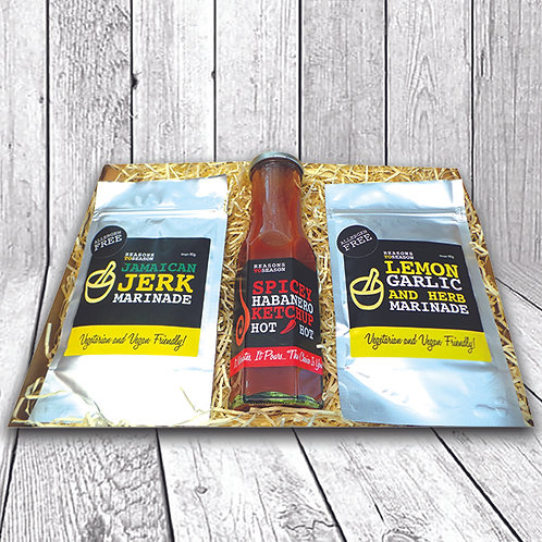 MARINADE AND SAUCE SET