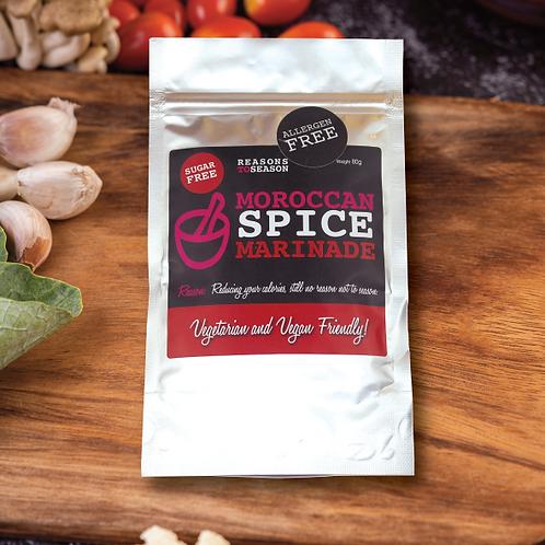 Moroccan Spice Marinade