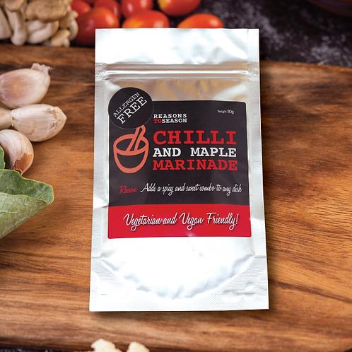 Chilli & Maple Marinade
