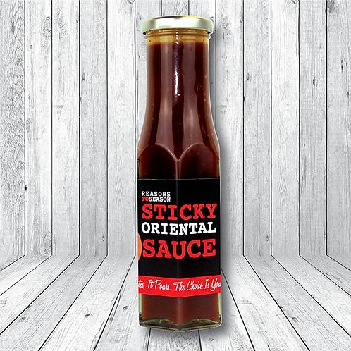 Sticky Oriental Sauce