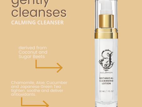A regimen for SENSITIVE skin