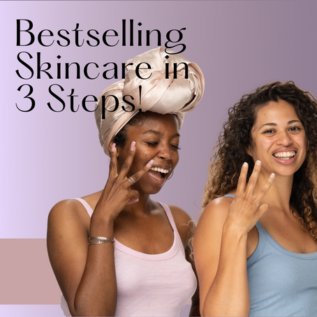 Get Clearer Skin in 3 Steps with Elle Johnson Co.