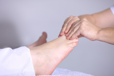Parkview Therapy Sheffield | Chiropody Gift Vouchers