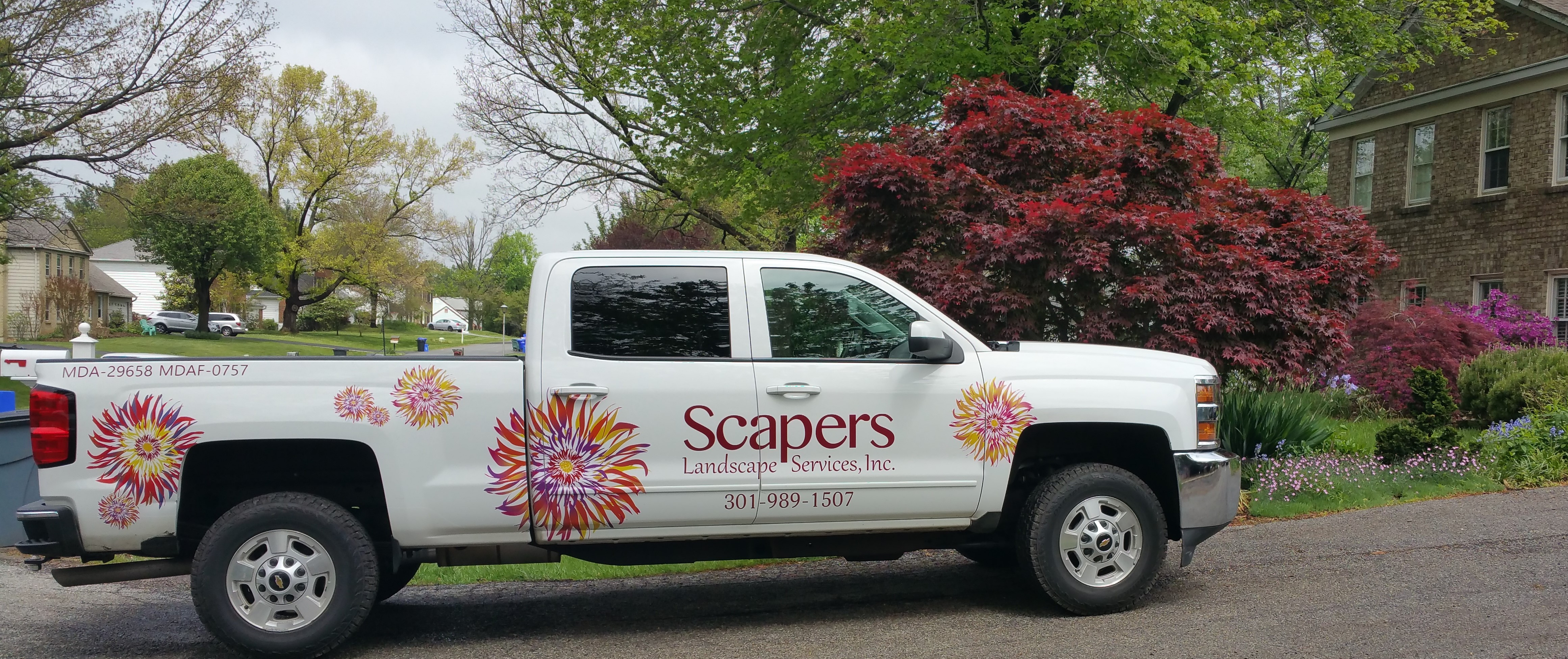 Scapers Truck