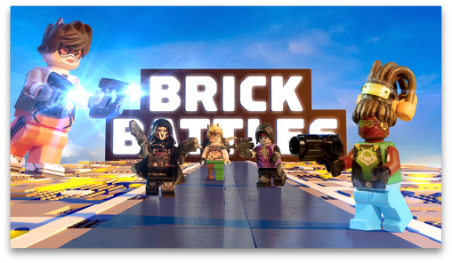 Brick Battles - Overwatch House