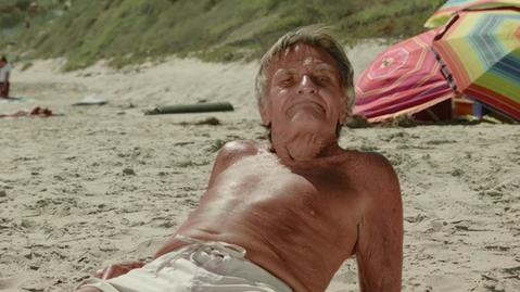 Pops hates sunscreen!!!