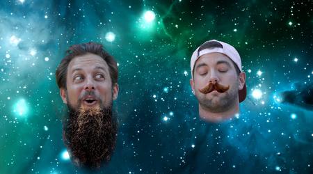 Because space, bro.