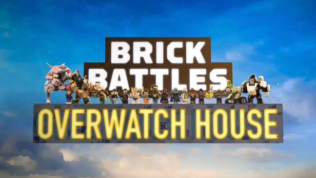 Brick Battles Overwatch House is a stop motion animation series made entirely out of Lego for IGN Studios.   This series was written, directed, and produced by Chris Osborn of Cozborn Media and Paul Hollingsworth of Digital Wizards at Digital Wizards Studios.