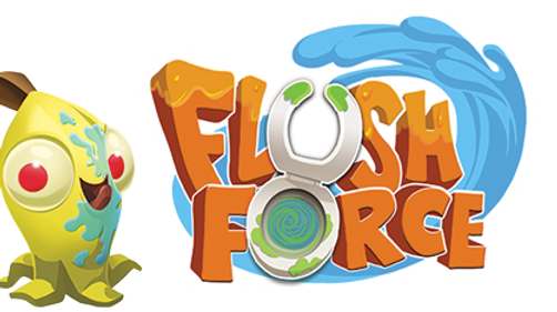 Flush Force is a stop motion animation series made for Spinmaster Toys.   It was directed and produced by Chris Osborn of Cozborn Media and Paul Hollingsworth of Digital Wizards at Digital Wizards Studios.