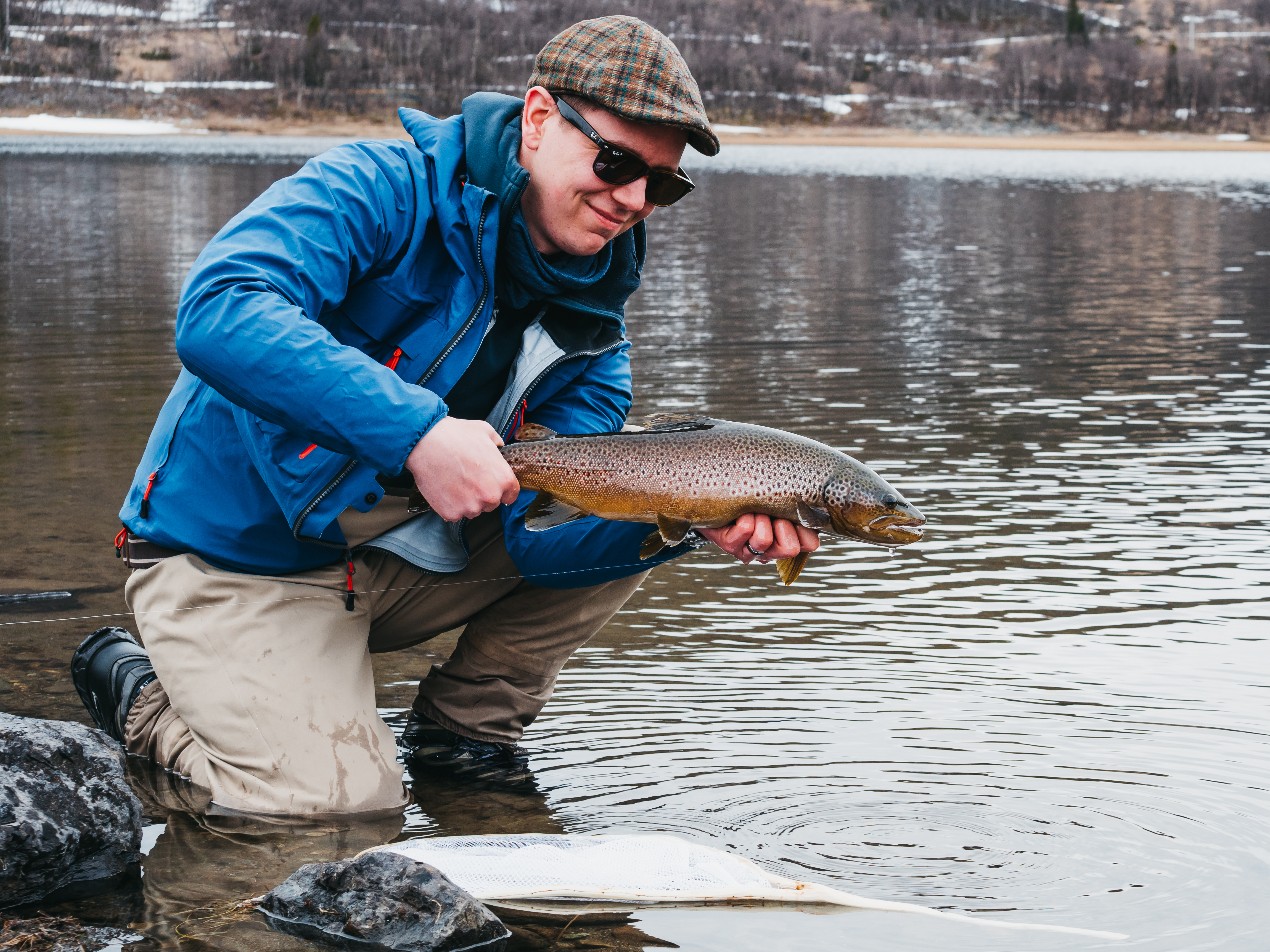 Mattias Landfors Fly Fisher
