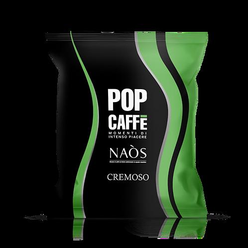 Capsu100capsule POP Caffè Naòs Cremoso Compatibile Nespresso