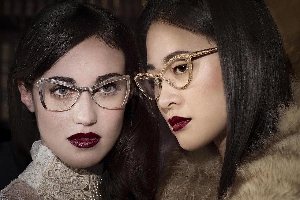 occhiali pugnale, istituto ottico fulcheri torino