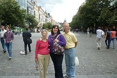 My Prague Tours - Vencelas sq. Prague