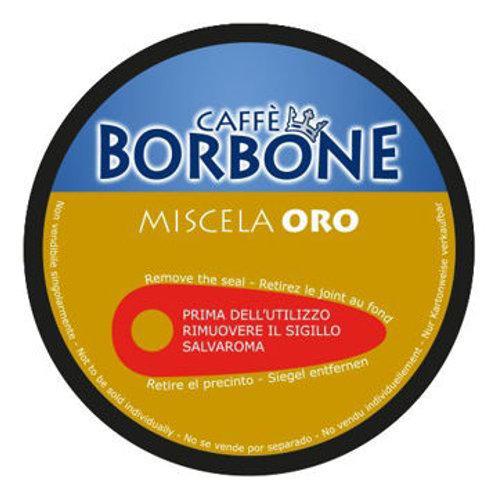 90 Capsule Caffè Borbone Miscela ORO Compatibili con macchine a marchio Nescafé