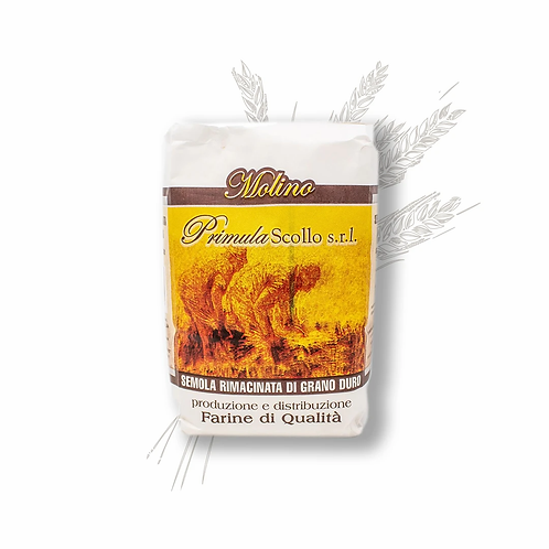 Pastara Semola rimacinata di grano duro 1kg - 5kg