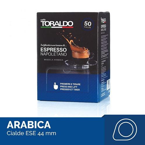 150 Cialde - Miscela Arabica Toraldo