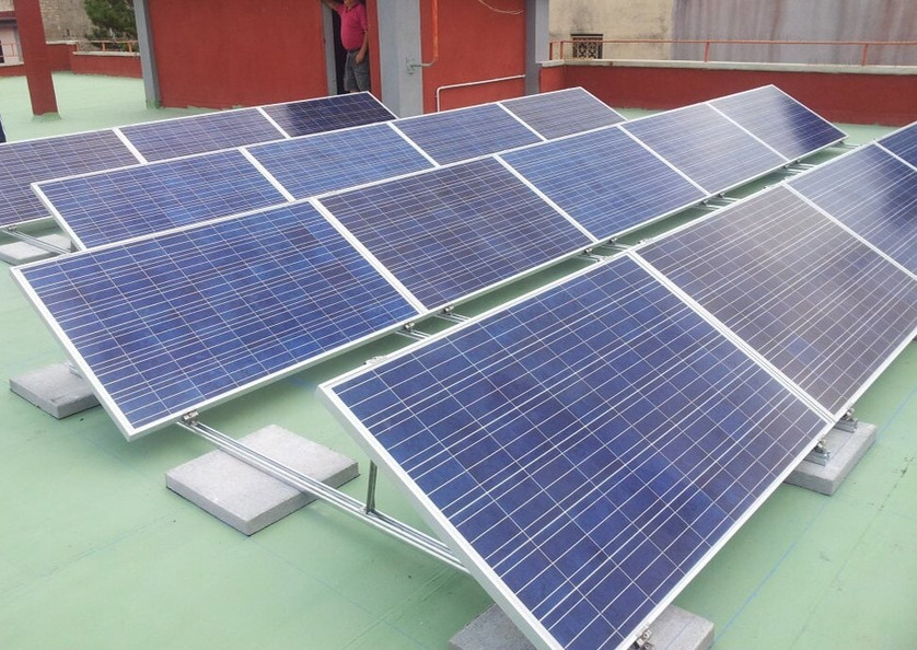Impianto fotovoltaico - Pomigliano D'Arco (NA)