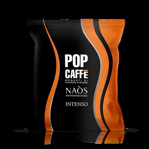 100 Capsule - POP Caffè Naòs Intenso Compatibile Nespresso