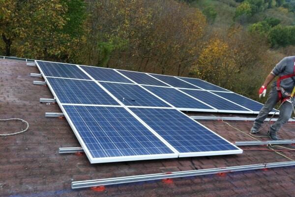 Impianto fotovoltaico - Capriglia Irpina (AV)