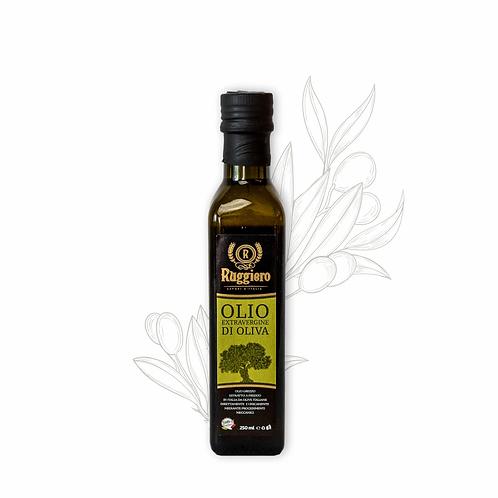 6 bottiglie di Olio Extravergine di Oliva Ruggiero - 250 ml