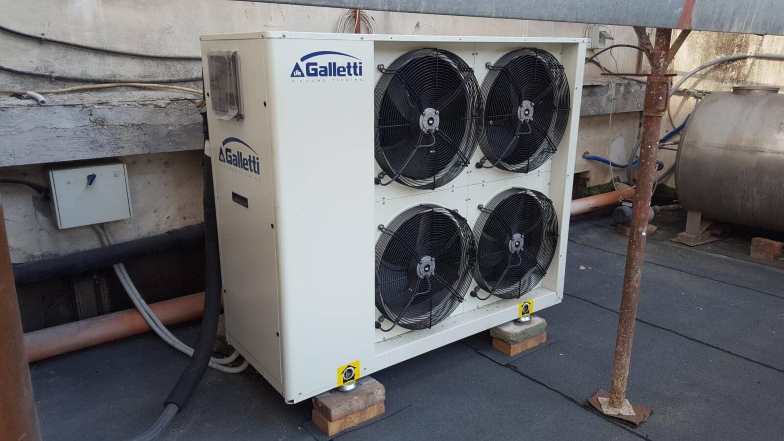 Pompa di calore - Ottaviano (NA)