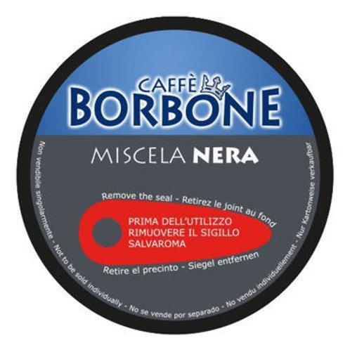 90 Capsule Caffè Borbone Miscela NERA Compatibili con macchine Nescafé
