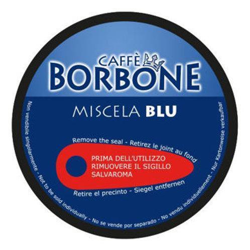 90 Capsule Caffè Borbone Miscela BLU Compatibili con macchine a marchio Nescafé