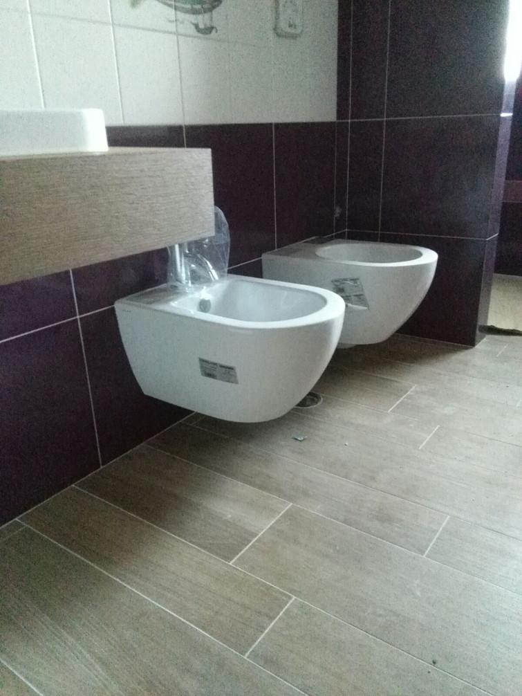 Impianto idrico sanitario - Pompei (NA)