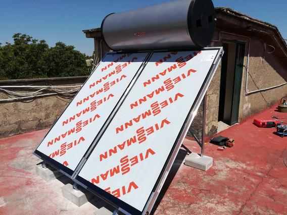 Solare termico - Palma Campania (NA)