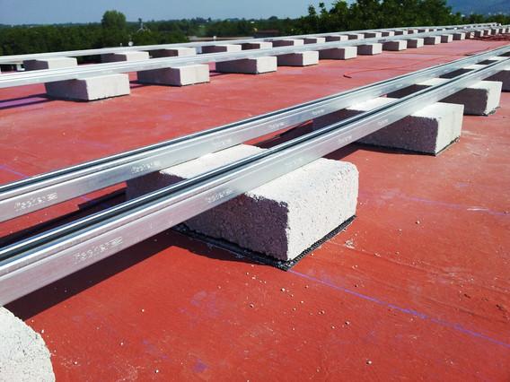 Supporti per fotovoltaico - Striano (NA)