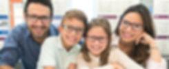 occhiali per tutta la famiglia, fulcheri torino