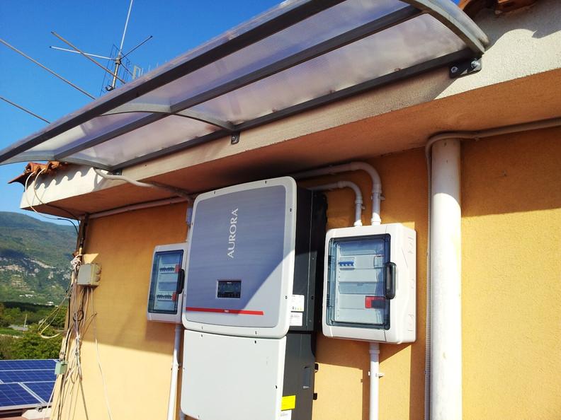 Impianto fotovoltaico - Striano (NA)