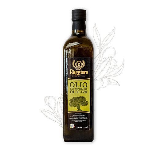 6 bottiglie di Olio Extravergine di Oliva Ruggiero - 750ml