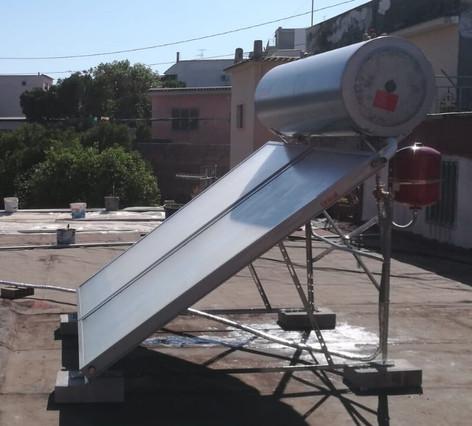 Solare termico - Boscotrecase (NA)
