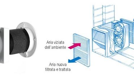 Recuperatore di calore: la migliore soluzione contro l'umidità!