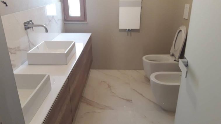 Impianto idrico sanitario - Palma Campania (NA)