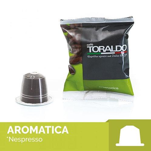 100 Capsule Compatibili Nespresso - Miscela Aromatica Toraldo