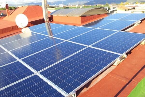 Impianto fotovoltaico - San Gennaro (NA)