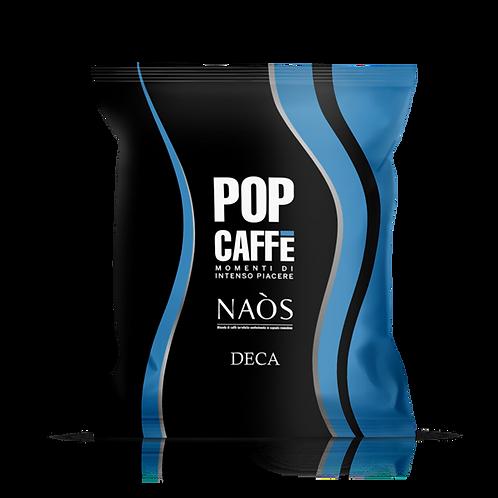 100 Capsule - POP Caffè Naòs Deca Compatibile Nespresso