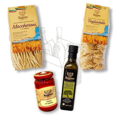 Box Degustazione prodotti Ruggiero
