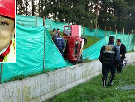 El accidente de una enfermera en el túnel de La Línea