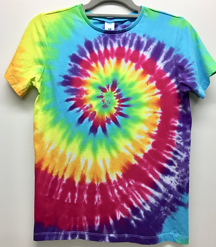 Rainbow Swirl T (Teens)