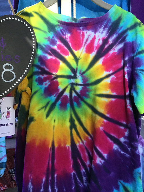 Rainbow Galaxy T (Teens)
