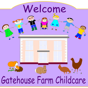 Gatehouse Farm Childcare Sign Board