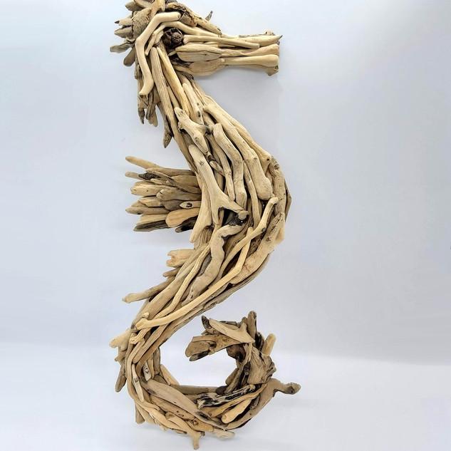 Driftwood Seahorse