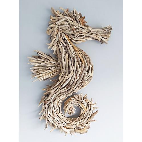 Driftwood Seahorse 3'