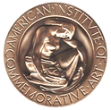 Member of American Institute of Commemorative Art