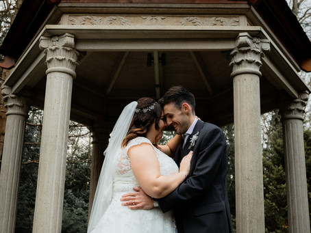 Stunning Wedding in Yately, Hampshire - Alex & Michelle by VAST Film and Photography