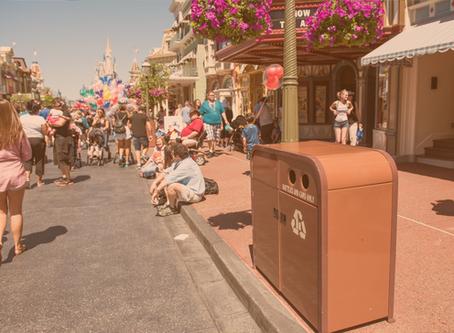 A Disney e o Lixo