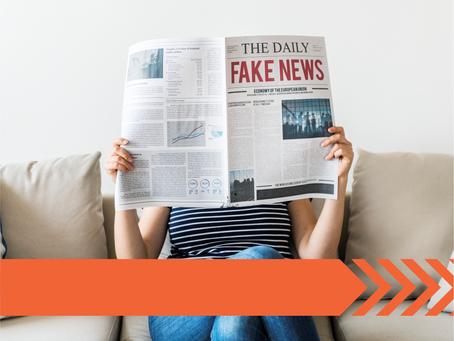 Não seja uma Fake News para o seu cliente